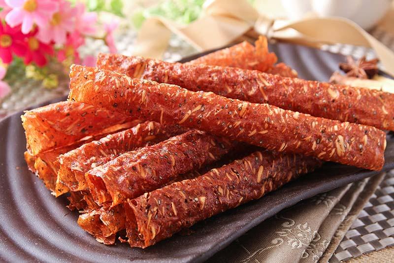 櫻花蝦酥肉卷
